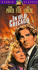 In Old Chicago Usa Vhs Amazon Es Tyrone Power Alice