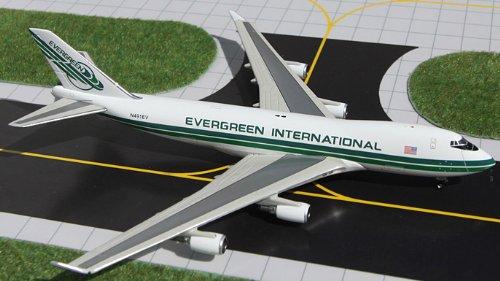 1: 400 ジェミニジェット Evergreen ボーイング 747-400F (並行輸入)