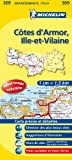 Côtes d'Armor, Ille-et-Vilaine