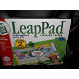LEAPPAD LEAP FROG LEARNING SYSTEM (INCLUDES 2 BOOKS)