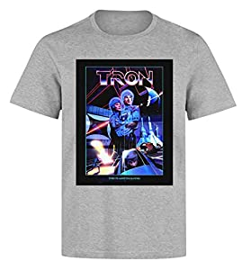 Tron Vintage Poster Men's T-Shirt