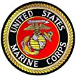 United States Marine Corps 10 inches Embroidered Patch
