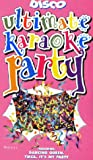 The Ultimate Karaoke Party: Disco [VHS]