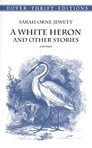 An Analysis Of Literary Techniques Used In A White Heron Essay Sample