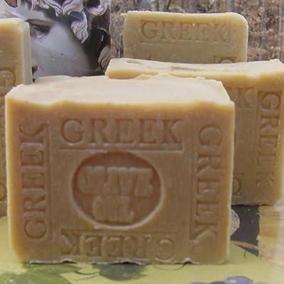 Greek Olive Oil Soap, Unscented