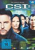 CSI: Crime Scene Investigation - Die komplette Season 4 - William Petersen, Marg Helgenberger, Jorja Fox, Robert David Hall