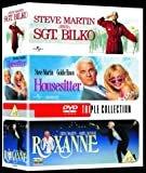 Sgt Bilko/Housesitter/Roxanne [DVD]