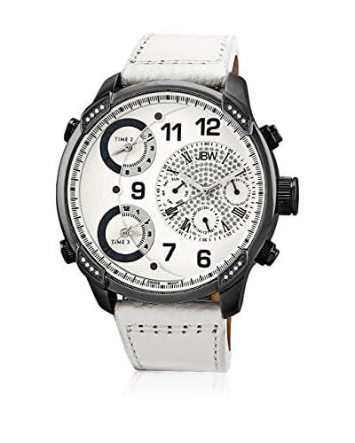 JBW Reloj de cuarzo  Blanco 52  mm
