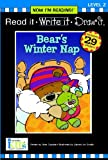NIR! Read it, Write it, Draw it - Bear's Winter Nap - Level 2: (Hands on Reading, Writing and Drawing) (Now I'm Reading!, Level 2: Read It, Write, Draw It)
