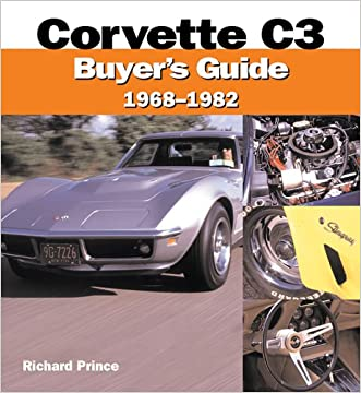 Corvette C3 Buyer's Guide 1968-1982 written by Richard Prince
