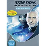 Star Trek Next Generation Stagione 06 #01 (3 Dvd)di Patrick Stewart