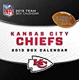Perfect Timing - Turner 2013 Kansas City Chiefs Box Calendar (8051107) at Amazon.com