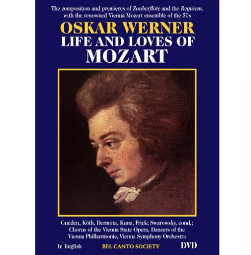 Life and Loves of Mozart [DVD] [US Import]