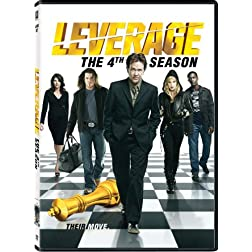 Leverage: The Fourth Season
