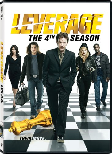 Leverage: Season 4 [DVD] [Import]