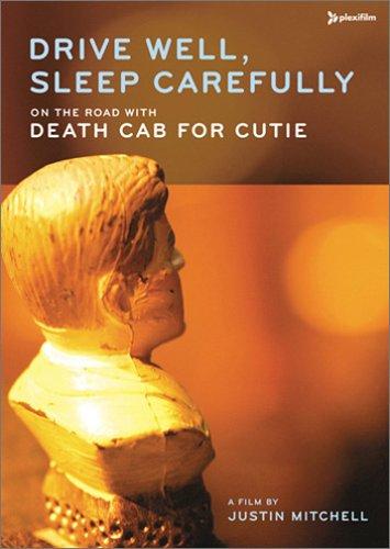 DRIVE WELL, SLEEP CAREFULLY:オン・ザ・ロード with デス・キャブ・フォー・キューティー [DVD]