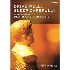 【クリックで詳細表示】DRIVE WELL, SLEEP CAREFULLY:オン・ザ・ロード with デス・キャブ・フォー・キューティー [DVD]