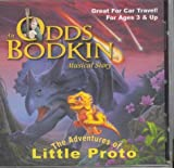 Little Proto and the Volcano's Fire: A Musical Story (Odds Bodkin)