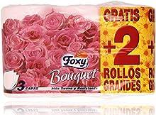 Foxy Bouquet Papel Higiénico - 6 Rollos