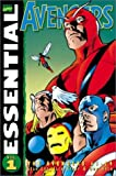img - for Essential Avengers Vol. 1 book / textbook / text book
