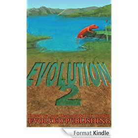 Evolution: Vol. 2 (A Short Story Collection) (English Edition)