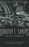 Five Red Herrings: Lord Peter Wimsey Mystery Book 7