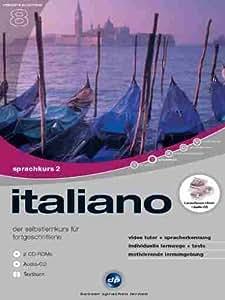 Interaktive Sprachreise V8: Italienisch Teil 2