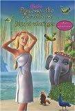 echange, troc Hemma - Barbie, Princesse de l'Ile Merveilleuse : Jeux et coloriages