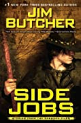 Side Jobs: Stories from the Dresden Files by Jim Butcher cover image