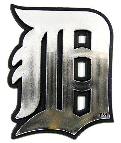 MLB Silver Auto Emblem