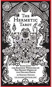Deck: Hermetic Tarot by Dowson, Godfrey (DHERTAR)