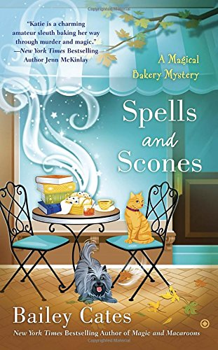 Book Cover: Spells and Scones