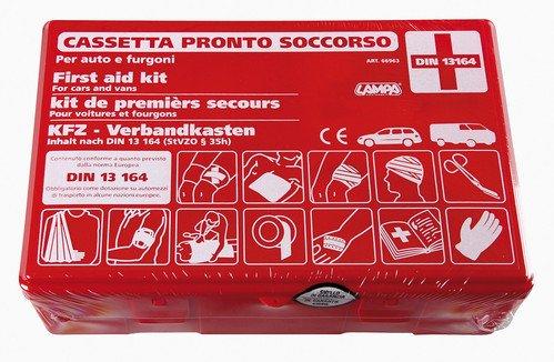 Lampa-66963-Kit-Pronto-Soccorso-per-Auto