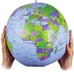 Tobar Inflatable Globe