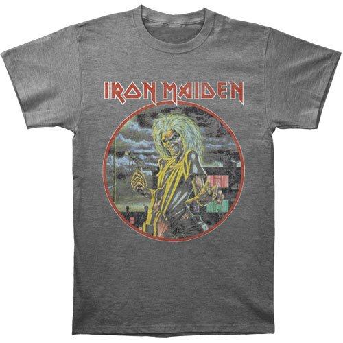 Led Zeppelin Men'S White Zoso Logo T-Shirt X-Large Black