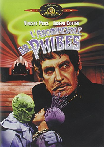 L'Abominevole Dr. Phibes [IT Import]
