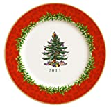 Spode Christmas Tree Annual 2013 Collector Plate