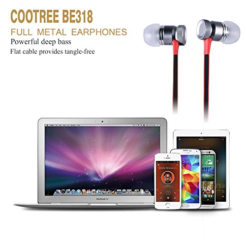 Cootree-BE318-In-Ear-Headset
