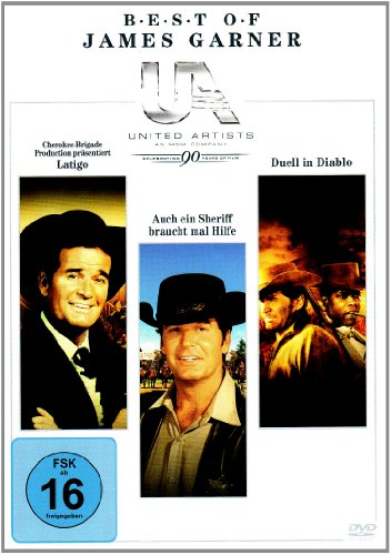 James Garner Western Box [3 DVDs]