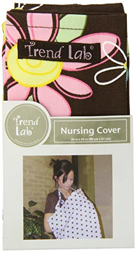 Trend Lab Nursing Cover, Blossoms