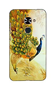 NAV PRINTED BACK COVER FOR LEECO LE 2 PRO