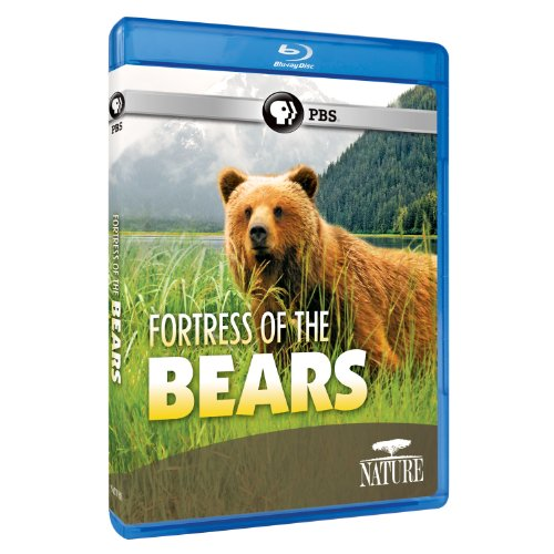 Nature: Fortress of the Bears [Blu-ray]
