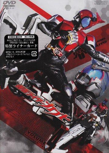 仮面ライダーカブト VOL.4 [DVD]