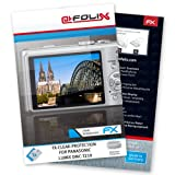 "atFoliX Displayschutzfolie f�r Panasonic Lumix DMC-TZ10 - FX-Clear: Display Schutzfolie kristallklar! H�chste Qualit�t - Made in Germany!von ""Displayschutz@FoliX"""