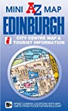 A-Z Edinburgh Mini Map (A-Z Mini Map)