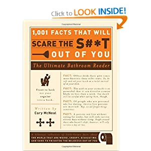 1,001 Facts that Will Scare - Cary McNeal