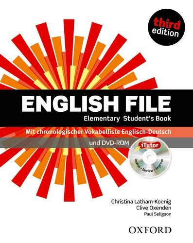 English File. Elementary Student's Book & iTutor Pack (DE/AT/CH)