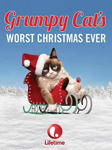 Amazon.com: Grumpy Cat's Worst Christmas Ever: GRUMPY CAT ...