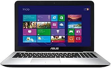 "ASUS K555LD - Portátil de 15.6"" (Intel Core i5 4210U, 8 GB de RAM, Disco Híbrido de 1 TB + 8 GB SSD, NVIDIA GT820M con 2GB, Windows 8) - Teclado QWERTY Español"