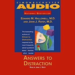 Answers to Distraction Audiobook